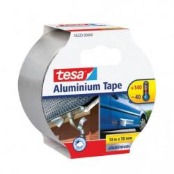 TESA - Nastro Alluminio larghezza 50 mm - lunghezza 10 mt