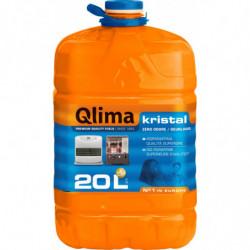 ZIBRO KAMIN - Petrolio Zibro Kristal inodore 20 lt