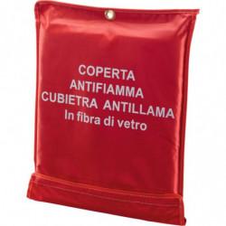 Coperta Antifiamma in Fibra Di Vetro 120 x 200 cm - 120205