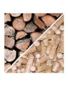 Combustibile - legna e pellet per stufe e caminetti