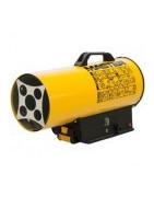 Generatori Gas • Gasolio - Generatori di aria calda a Gas o Gasolio